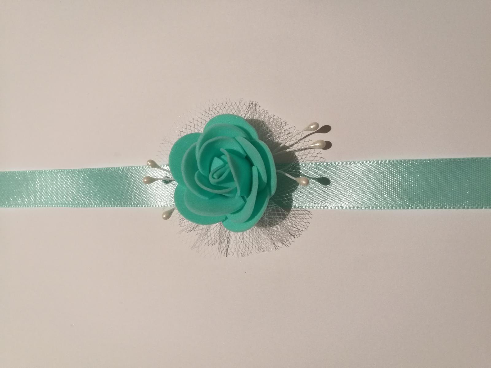 Náramek - barva na přání - Obrázek č. 1
