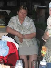 Mamus v zajati smutku - chudatko, mala teplotku :-(