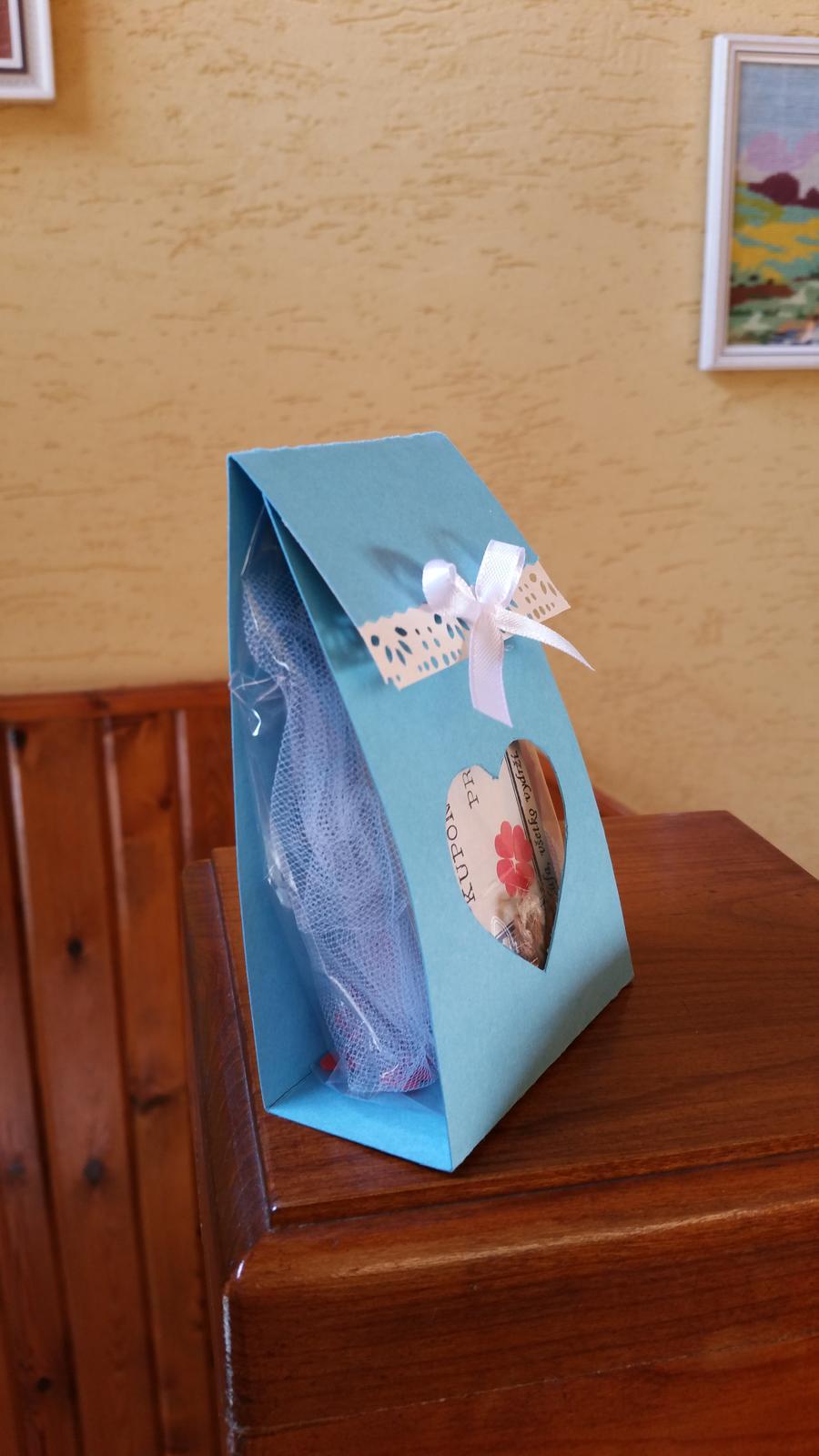 Moje handmade darčeky :) - Obrázok č. 8