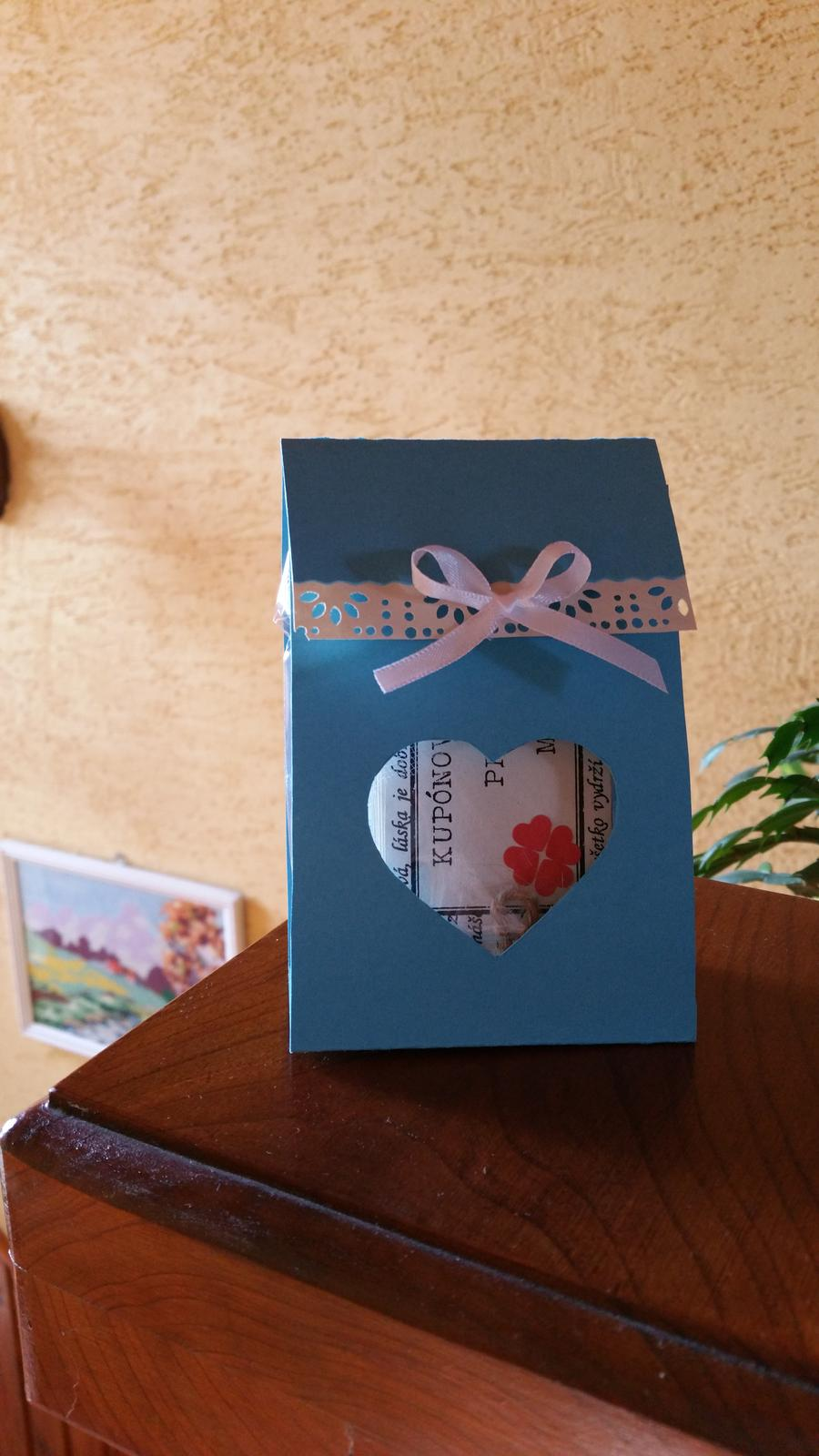 Moje handmade darčeky :) - Obrázok č. 9