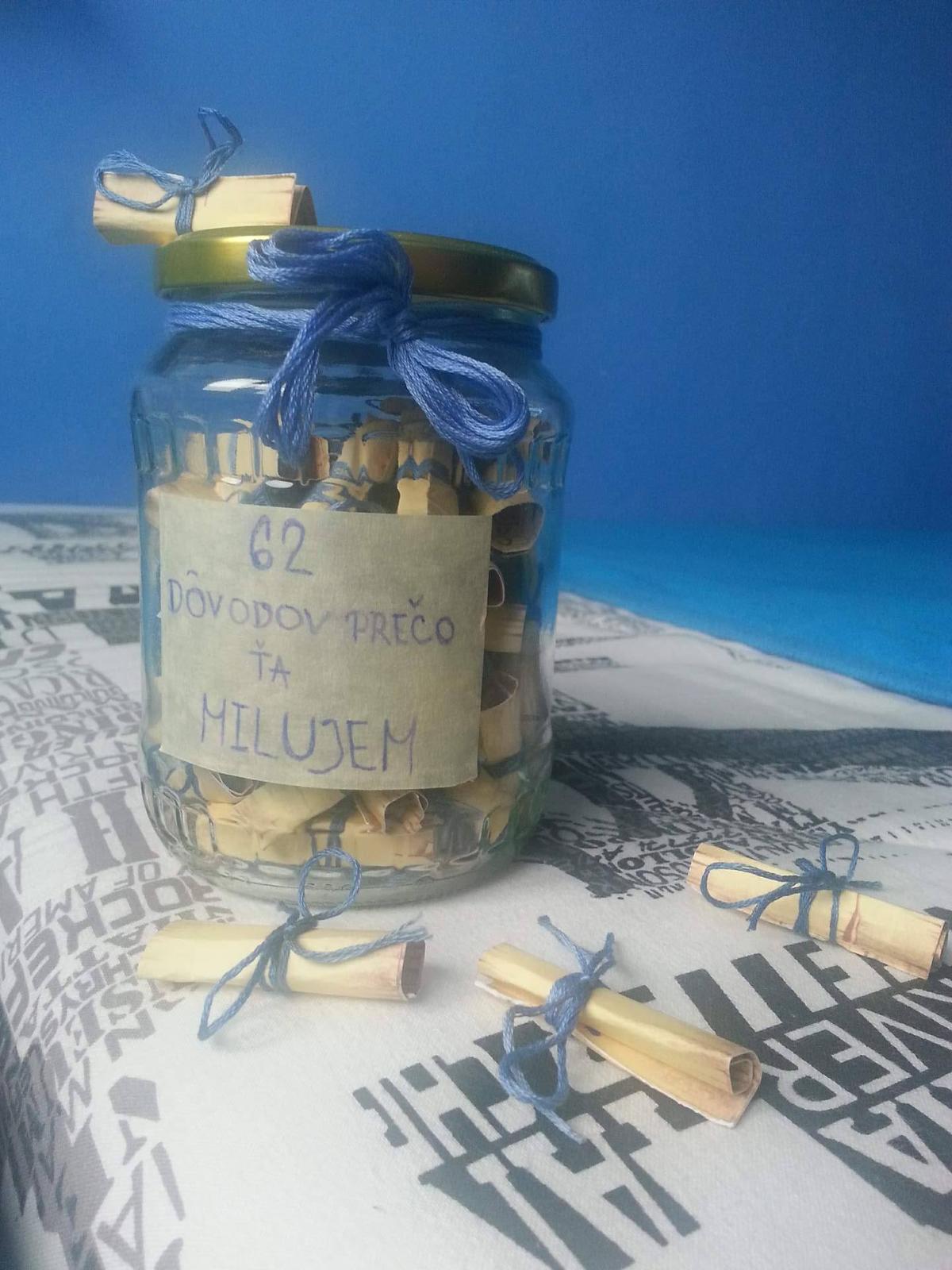 Moje handmade darčeky :) - Nápis neskôr vytlačený. :)
