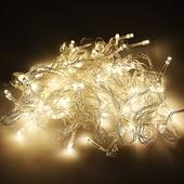100m dlouhý LED světelný řetěz, vánoční světýlka,