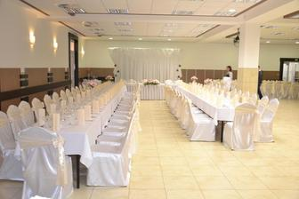 Svadobná sála 🎬