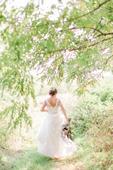Svadobné šaty zn. BHLDN, 38