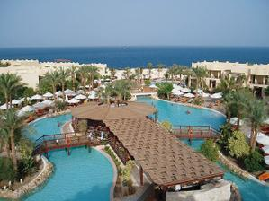 Nasa svadobna cesta, teda dufam :) Koralove utesy  v Egypte