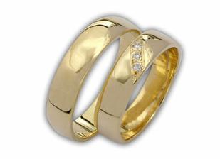 Naše prstýnky (jen budou z bílého zlata)