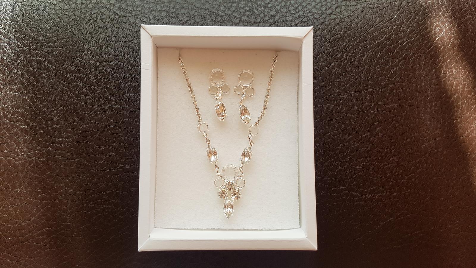 Sada svadobných šperkov - Obrázok č. 2