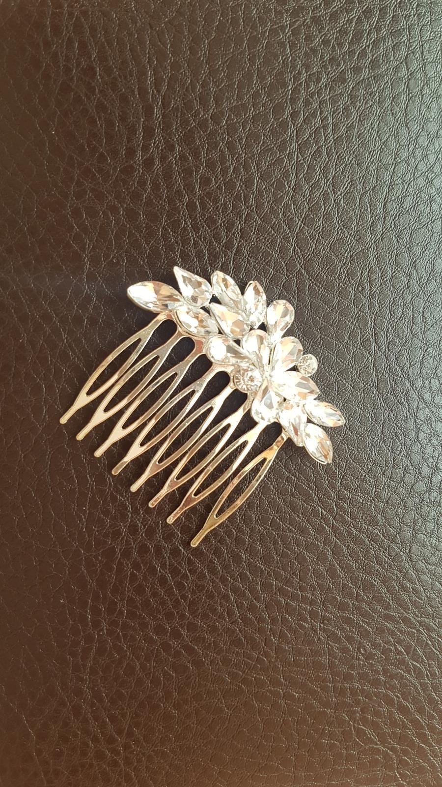 Sada svadobných šperkov - Obrázok č. 3
