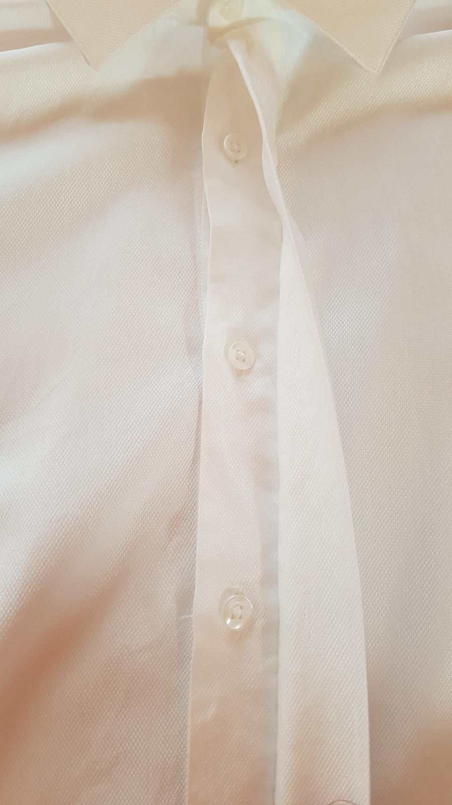 Košeľa Lord Anthony - odtieň diamont white - Obrázok č. 3