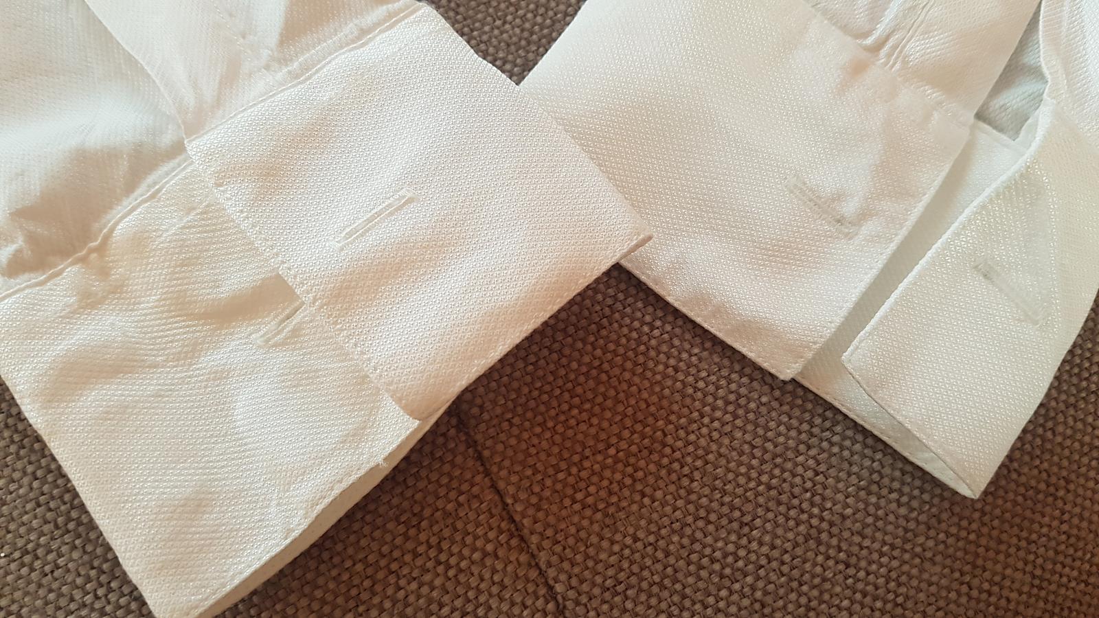 Košeľa Lord Anthony - odtieň diamont white - Obrázok č. 4