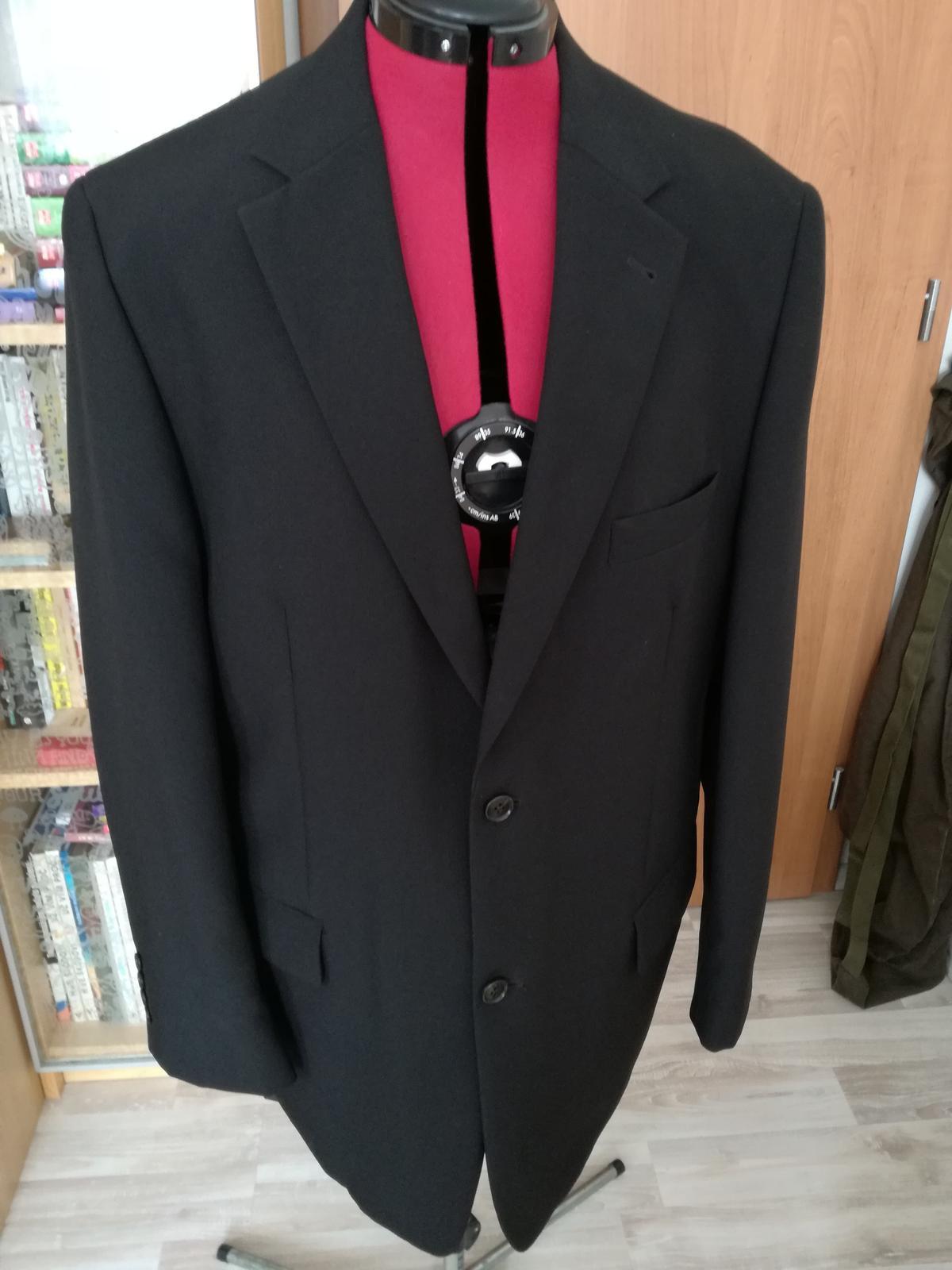 Cerny pansky oblek - Obrázek č. 1