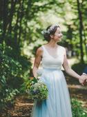 svatební šaty od Marie Mukařovské, 38
