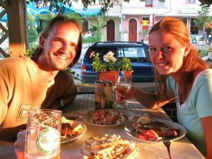 naše dovolená v Bulharsku