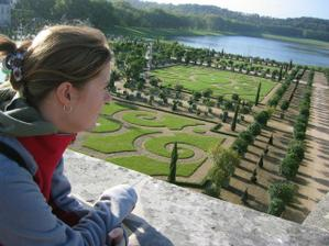 Versailles  - zahrady 2