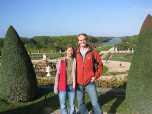 Versailles - zahrady