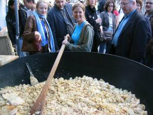 jak se dělají francouzské brambory.-)