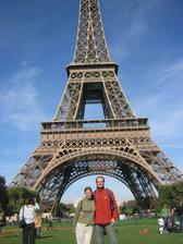 spolu pod Eiffelovkou