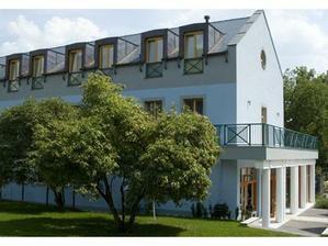 A tady bude hostina s rautem a ubytování... Hotel U Pramenů - Plzeň
