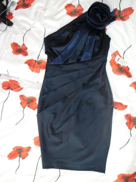Spoočenské šaty zn. Asos vel. 38 - Obrázok č. 3