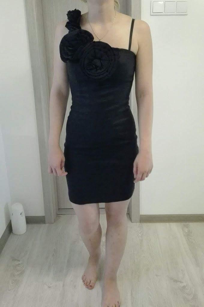 Luxusné šaty zn. MISO, veľ. cca XS-S - riaďte sa m - Obrázok č. 1