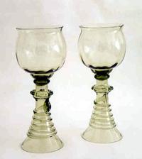 svatební poháry
