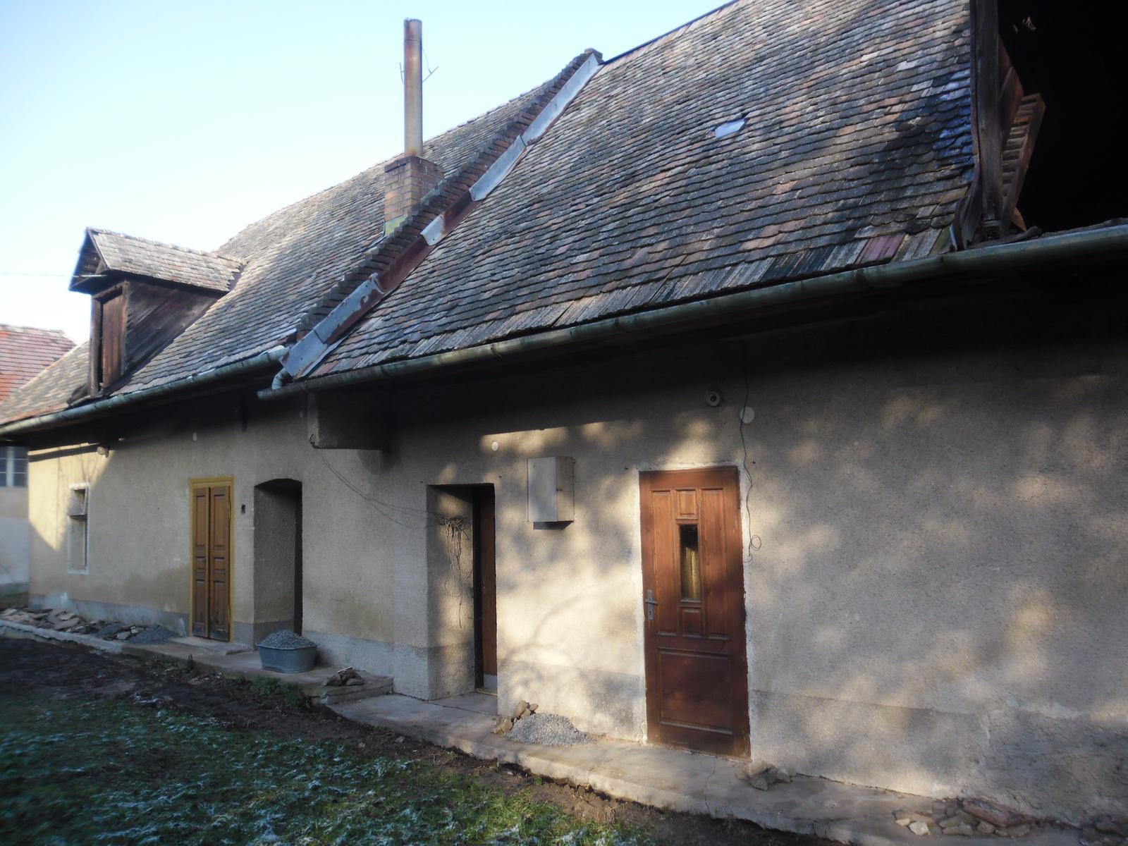 Rodinný dom Pliešovce - Obrázok č. 1