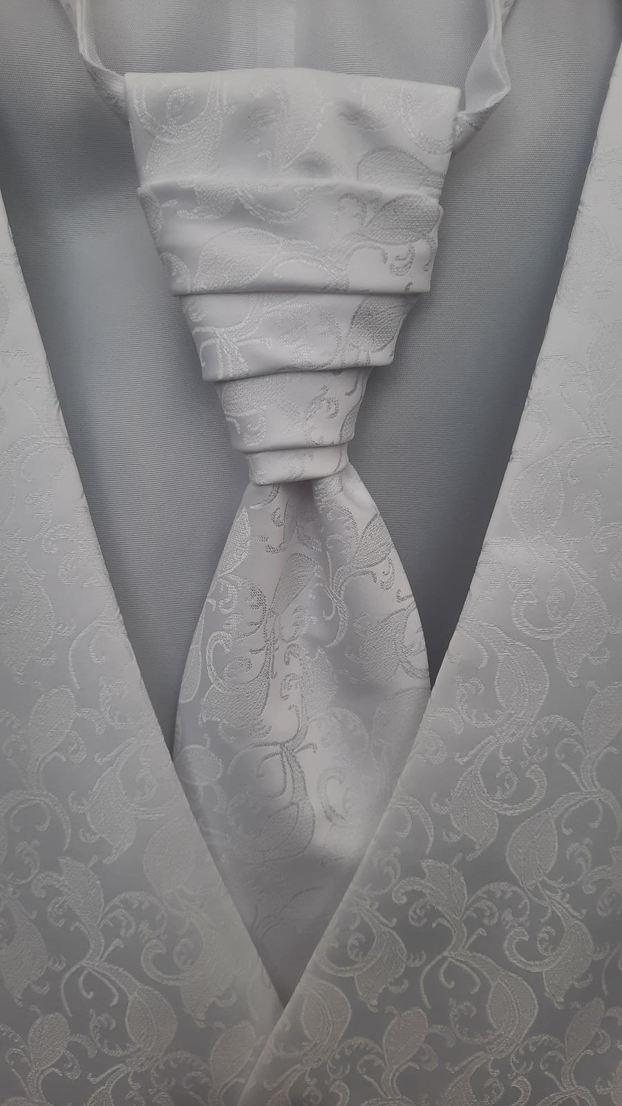 Vesta pre ženícha - Obrázok č. 1