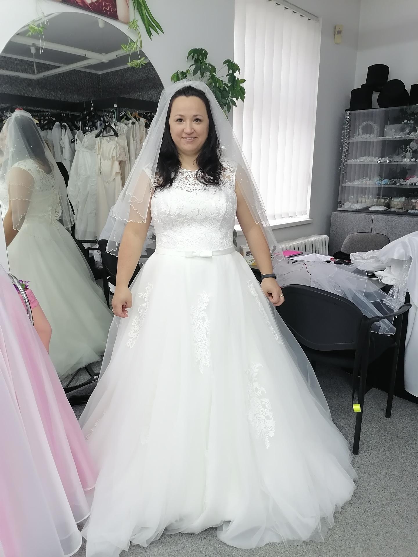 Výběr svatebních šatů - Obrázek č. 5