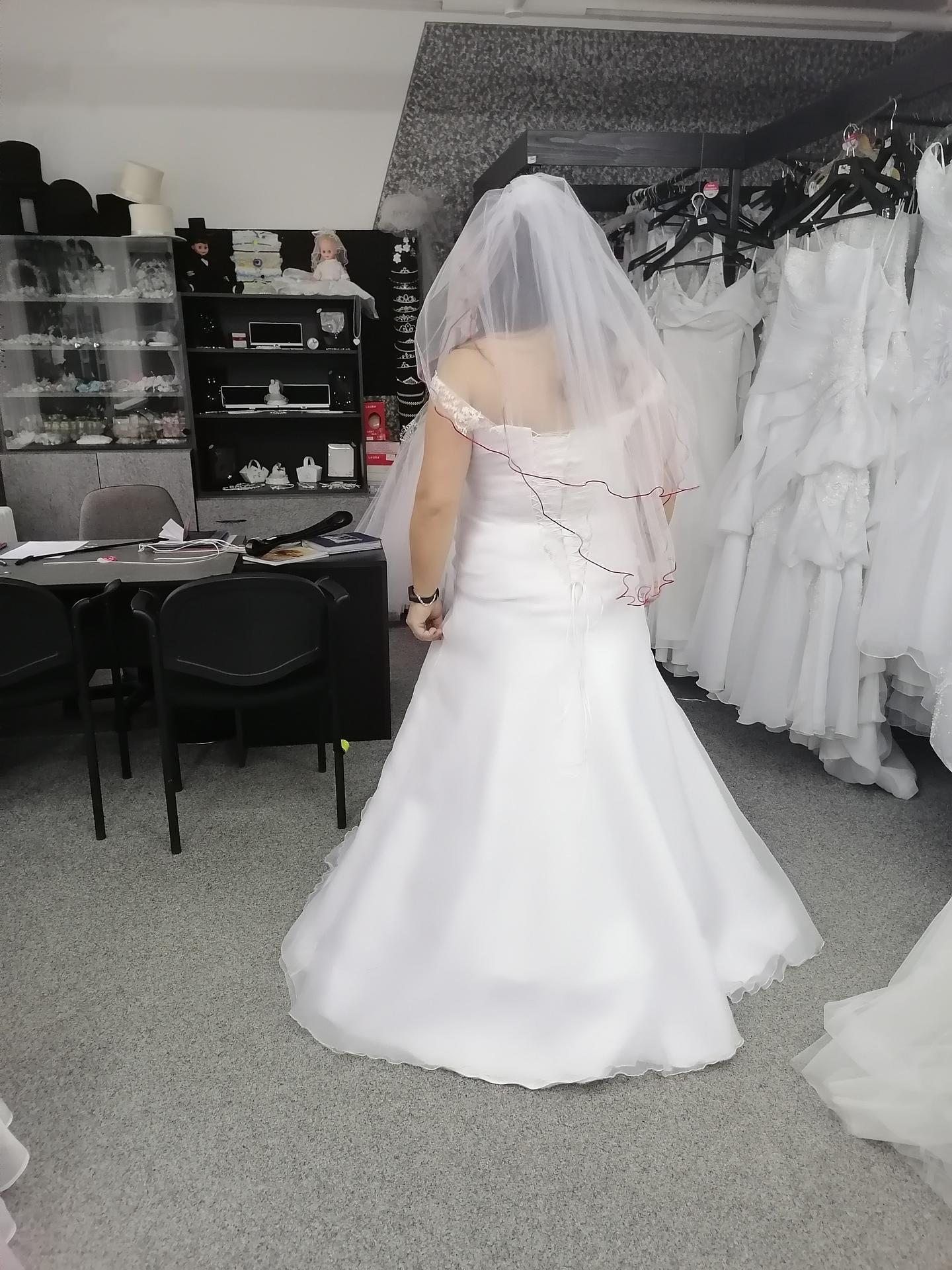 Výběr svatebních šatů - Obrázek č. 4