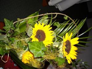 má svatební kytice