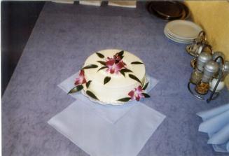 To bude náš dort, chci jednoduchý.