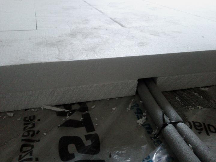 Vnútorné práce - rozvody vody a kúrenie, podlaha - Obrázok č. 38