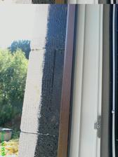 penetračný náter pre vonkašie okenné pásky,