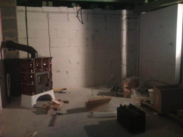 Vnútorné práce - rozvody vody a kúrenie, podlaha - Obrázok č. 57