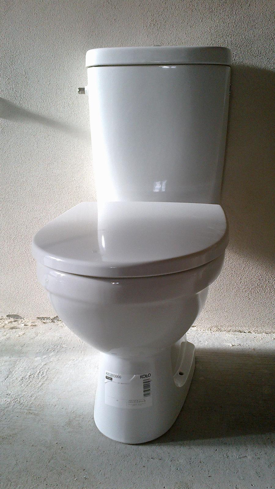 Wc-ko a kúpelňa - záchodík