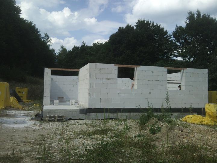 Náš vysnívaný bytík - základy a hlavné múry - Obrázok č. 62