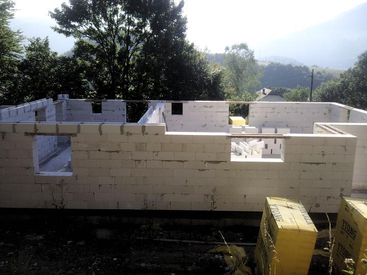 Náš vysnívaný bytík - základy a hlavné múry - Obrázok č. 65
