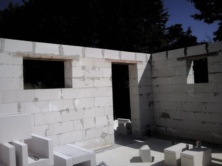 Náš vysnívaný bytík - základy a hlavné múry - Obrázok č. 66