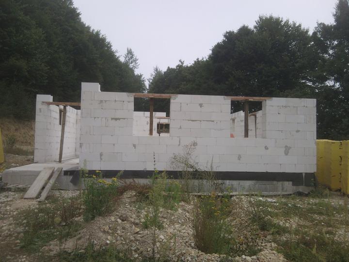 Náš vysnívaný bytík - základy a hlavné múry - Obrázok č. 67