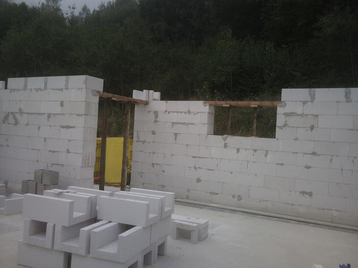 Náš vysnívaný bytík - základy a hlavné múry - Obrázok č. 69
