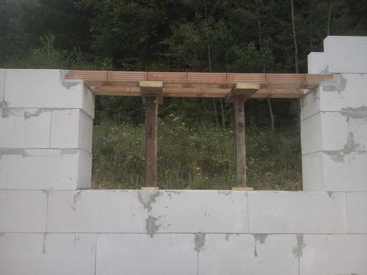 Náš vysnívaný bytík - základy a hlavné múry - Obrázok č. 70