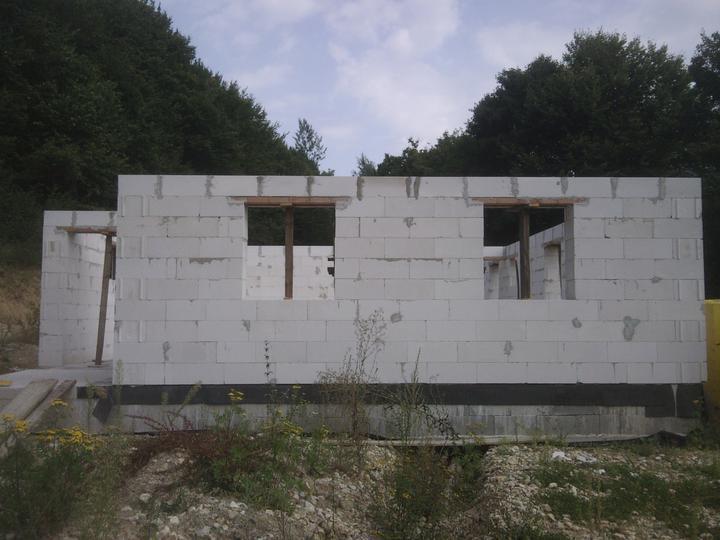 Náš vysnívaný bytík - základy a hlavné múry - Obrázok č. 71