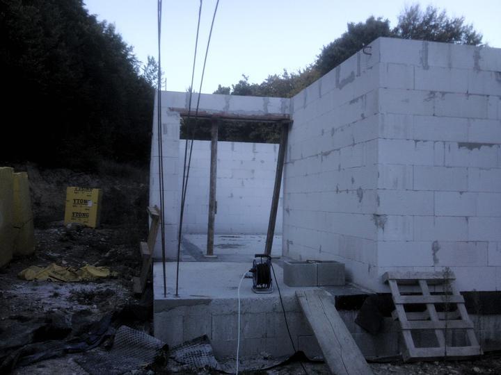 Náš vysnívaný bytík - základy a hlavné múry - Obrázok č. 91