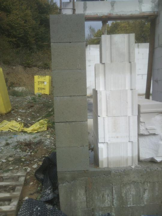 Náš vysnívaný bytík - základy a hlavné múry - Obrázok č. 94