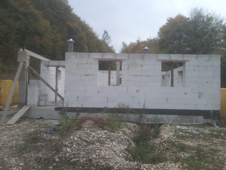 Náš vysnívaný bytík - základy a hlavné múry - Obrázok č. 96