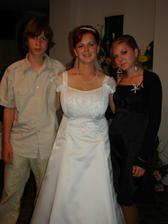 ...s bratrancom a so sesternicou...