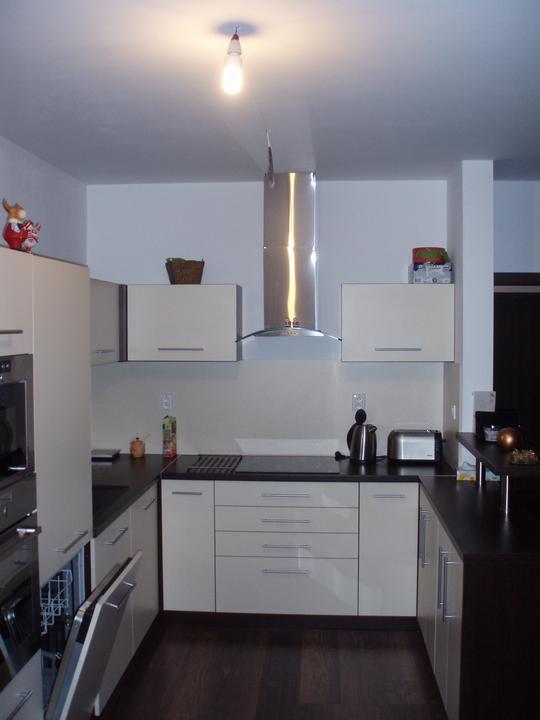 Nas byt - rozpracovana kuchyna
