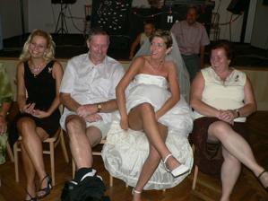 poznávání nevěsty podle kolen - našel mě.Tatínek byl super