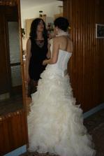 posledné rozkazy ako vidíte sestra sa ma bála:)))
