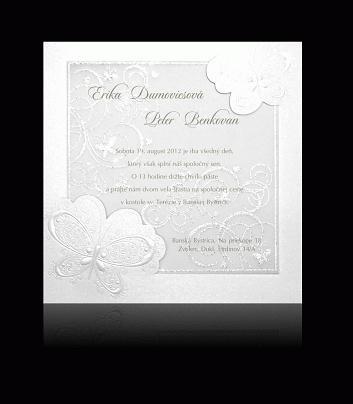Ivka + Danko - naše svadobné oznámenie :)
